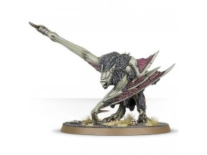 Flesh-Eater Courts Varghulf Courtier