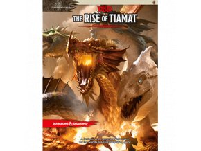 Dungeons and Dragons 5e The Rise of Tiamat