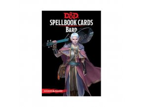 DnD Spellbook Cards Bard