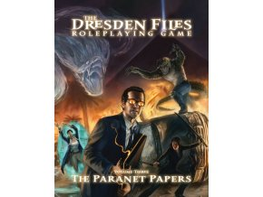 The Dresden Files Volumer 3 The Paranet Papers