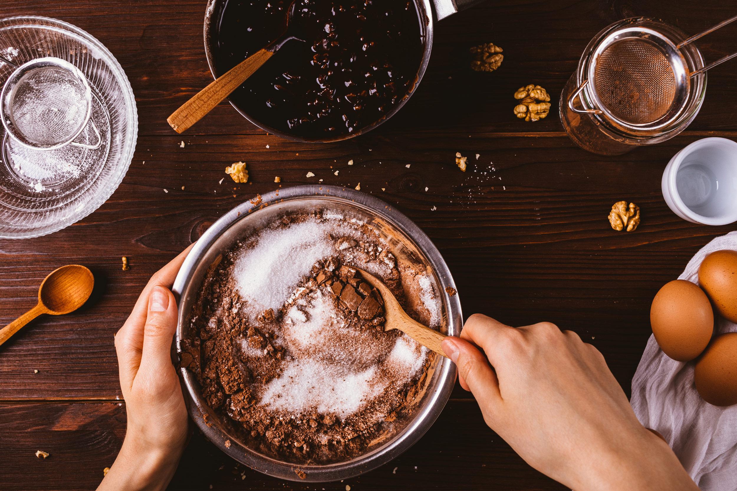 Pořádný koláč potřebuje poctivé suroviny