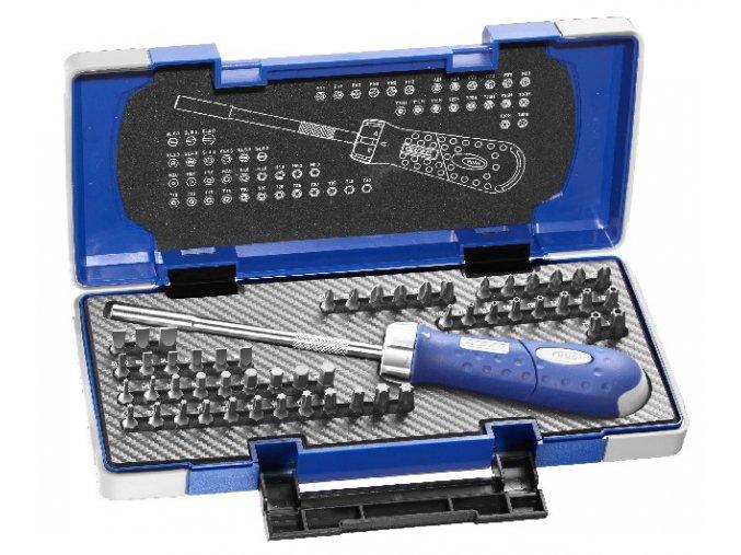 Sada ráčnového šroubováku Tona Expert E160804