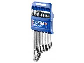 Sada ráčnových klíčů Tona Expert E111107