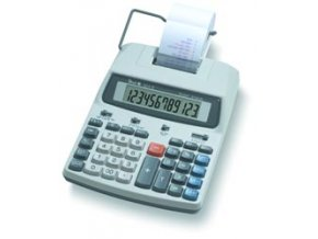 Peach printing + display calculator 1214 E PR670
