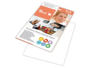 Premium Photo Glossy Paper A4, 260g/m2, 25ks, PIP100-07
