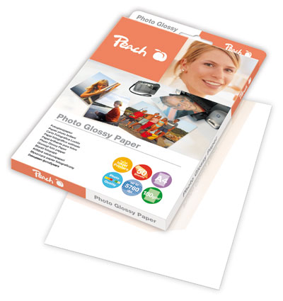 Photo Glossy Paper A4, 180g/m2, 50ks, PIP100-08