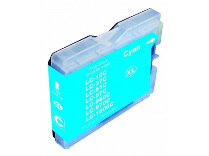 Cartridge Brother LC-1000C - kompatibilní