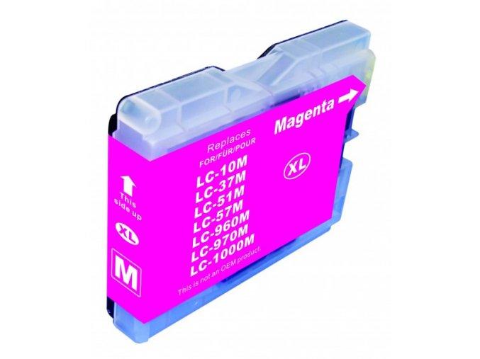 Cartridge Brother LC-1000M - kompatibilní