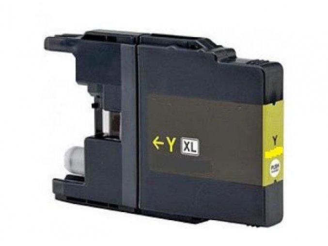 Cartridge Brother LC-1220Y - kompatibilní