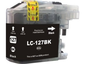 Brother LC 127BK