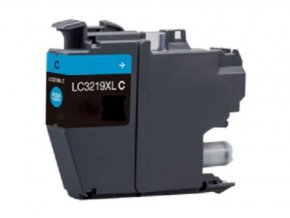 Cartridge Brother LC-3219XLC - kompatibilní