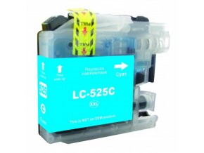 Cartridge Brother LC-525XLC - kompatibilní