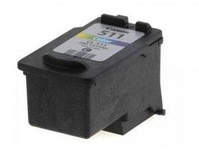 Cartridge Canon CL-511 - kompatibilní