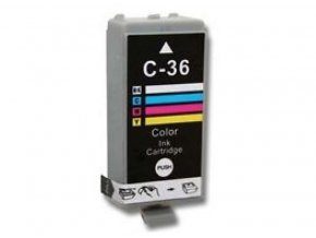 Cartridge Canon CLI-36 - kompatibilní