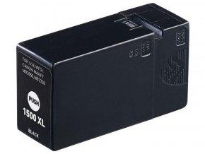 Cartridge Canon PGI-1500XLBK - kompatibilní