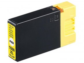 Cartridge Canon PGI-1500XLY - kompatibilní