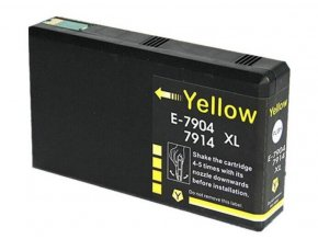 Cartridge Epson T7914 - kompatibilní