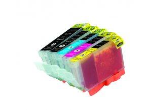 Cartridge-SET Canon PGI-5 + CLI-8CMYK - kompatibilní