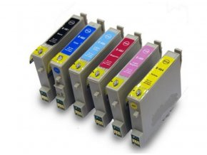 Cartridge-SET Epson T0487 - kompatibilní