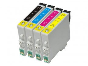 Cartridge-SET Epson T0615 - kompatibilní