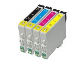 Cartridge-SET Epson T0715 - kompatibilní