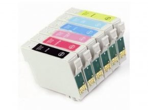 Cartridge-SET Epson T0807 - kompatibilní