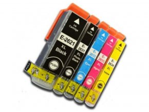 Cartridge-SET Epson T2636 - kompatibilní