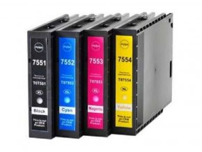 Cartridge-SET Epson T7555 - kompatibilní