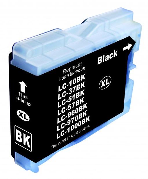 Cartridge Brother LC-1000BK - kompatibilní