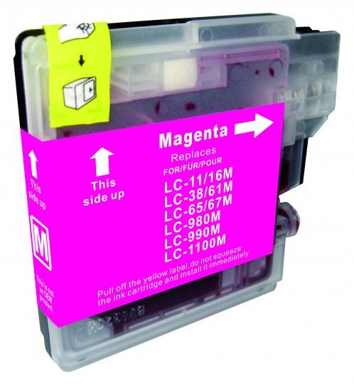 Cartridge Brother LC-1100M - kompatibilní