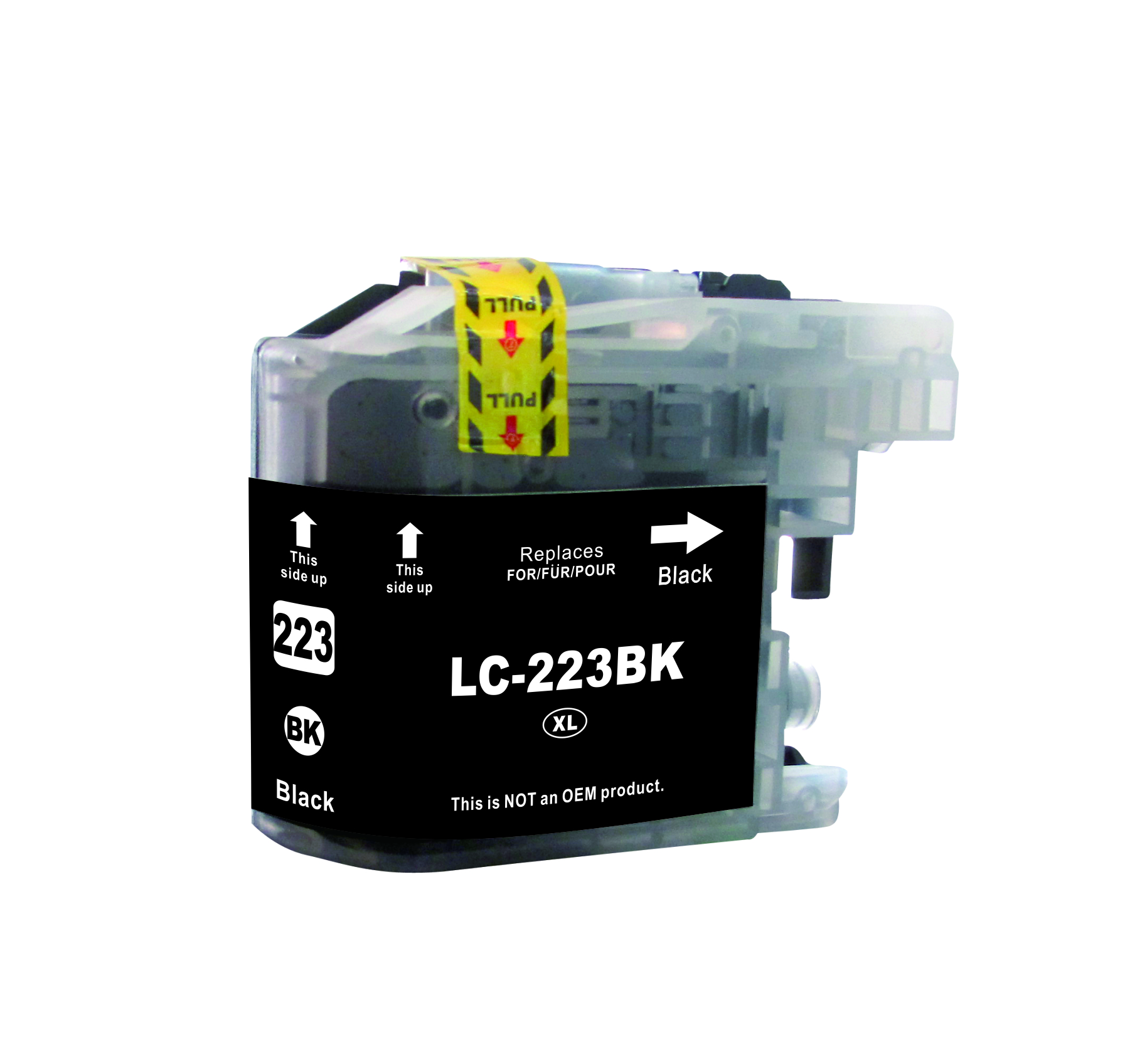 Cartridge Brother LC-223BK - kompatibilní
