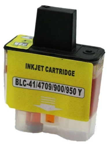 Cartridge Brother LC-900Y - kompatibilní