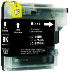 Cartridge Brother LC-985BK - kompatibilní