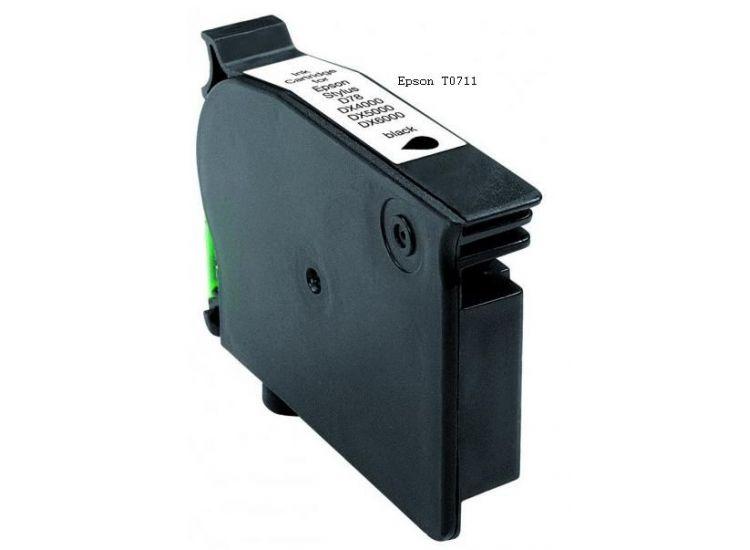 Cartridge Epson T0711 - kompatibilní