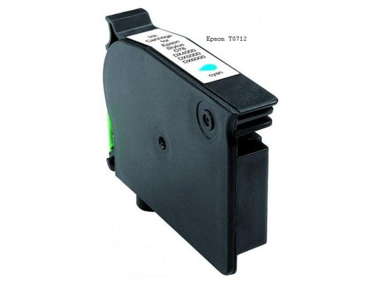 Cartridge Epson T0712 - kompatibilní