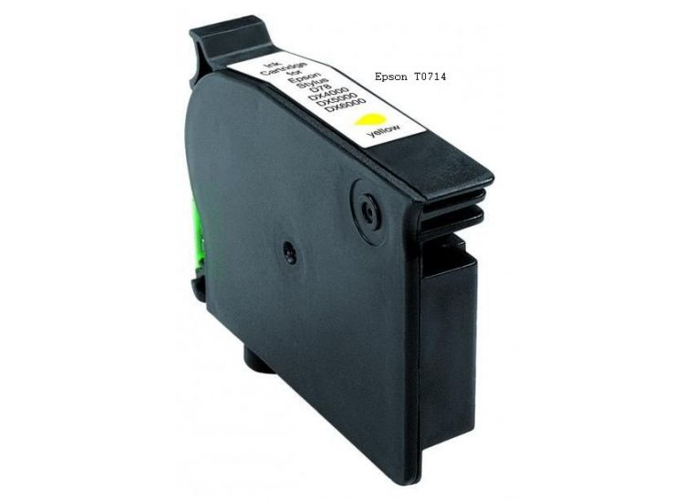 Cartridge Epson T0714 - kompatibilní