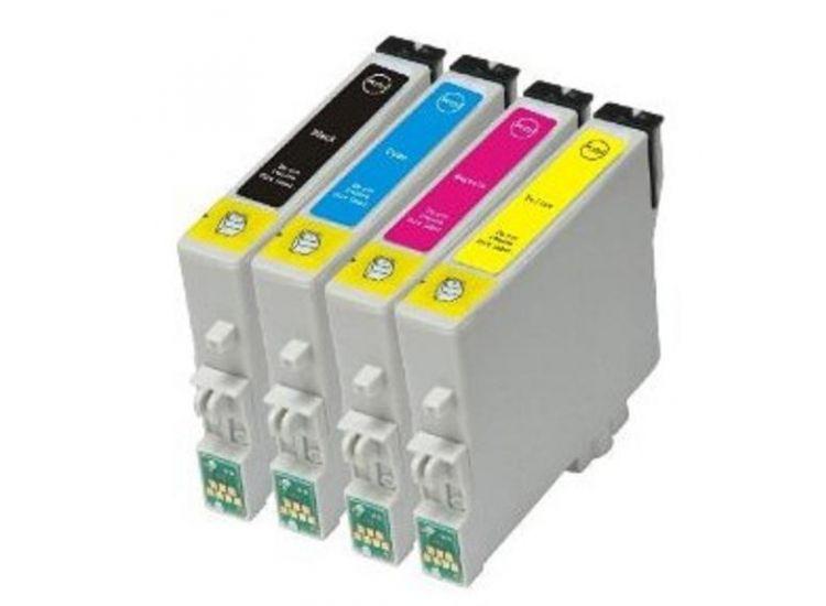 Cartridge-SET Epson T0715 - kompatibilní