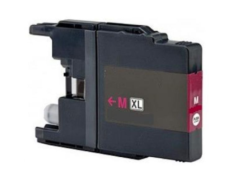 Cartridge Brother LC-1220M - kompatibilní
