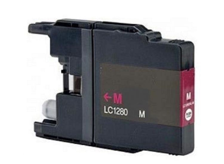 Cartridge Brother LC-1280M - kompatibilní