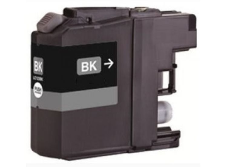 Cartridge Brother LC-227BK - kompatibilní