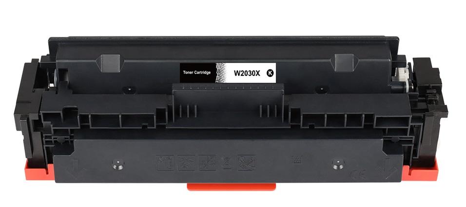Toner (bez čipu) HP W2030X - kompatibilní