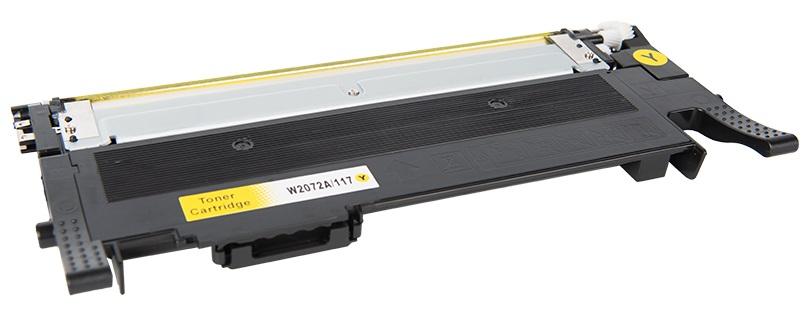 Toner (bez čipu) HP W2072A - kompatibilní