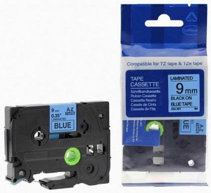 Páska do štítkovače Brother TZ-521 - kompatibilní