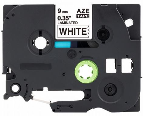 Páska do štítkovače Brother TZ-221 - kompatibilní