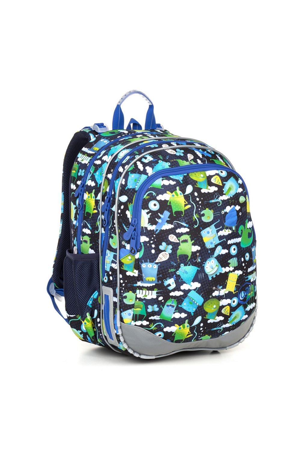 chlapecký školní batoh topgal elly 18002 b