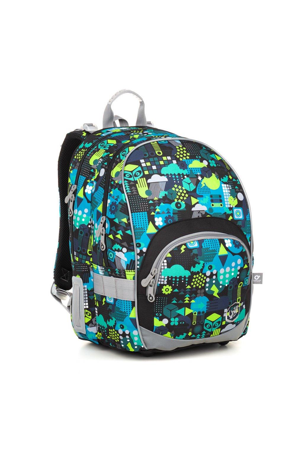 chlapecký školní batoh topgal kimi 18011 b