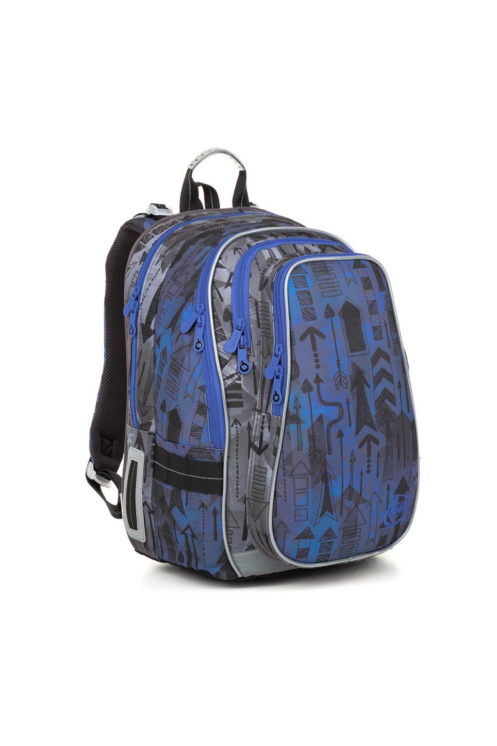 chlapecký školní batoh topgal lynn 18005 b