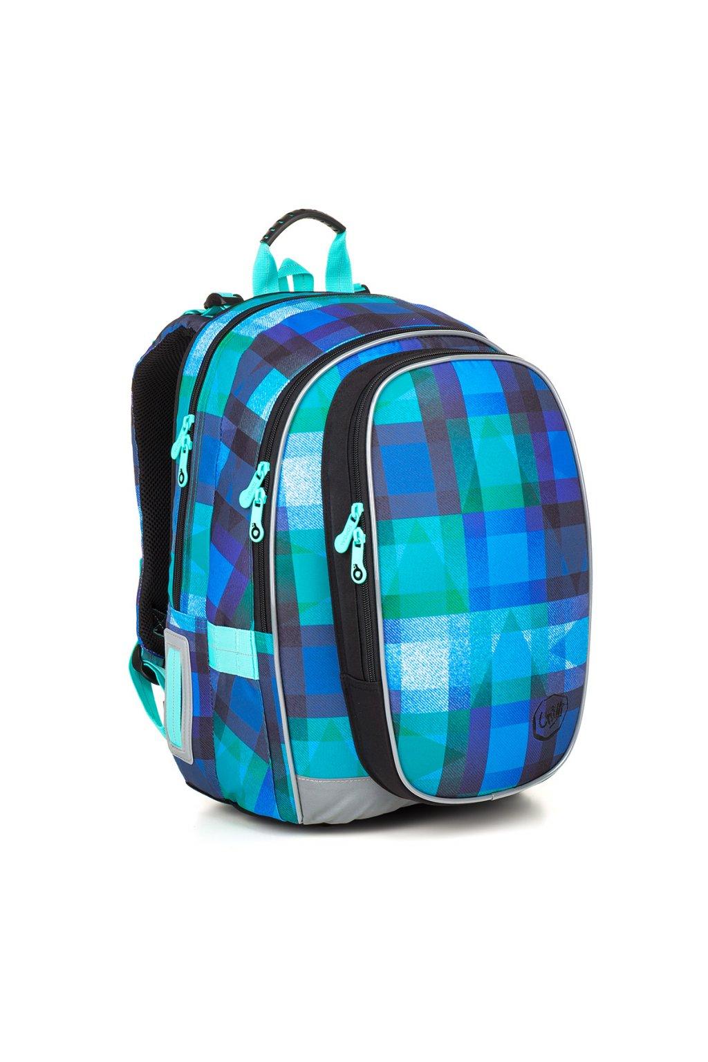 chlapecký školní batoh topgal mira 18014 b
