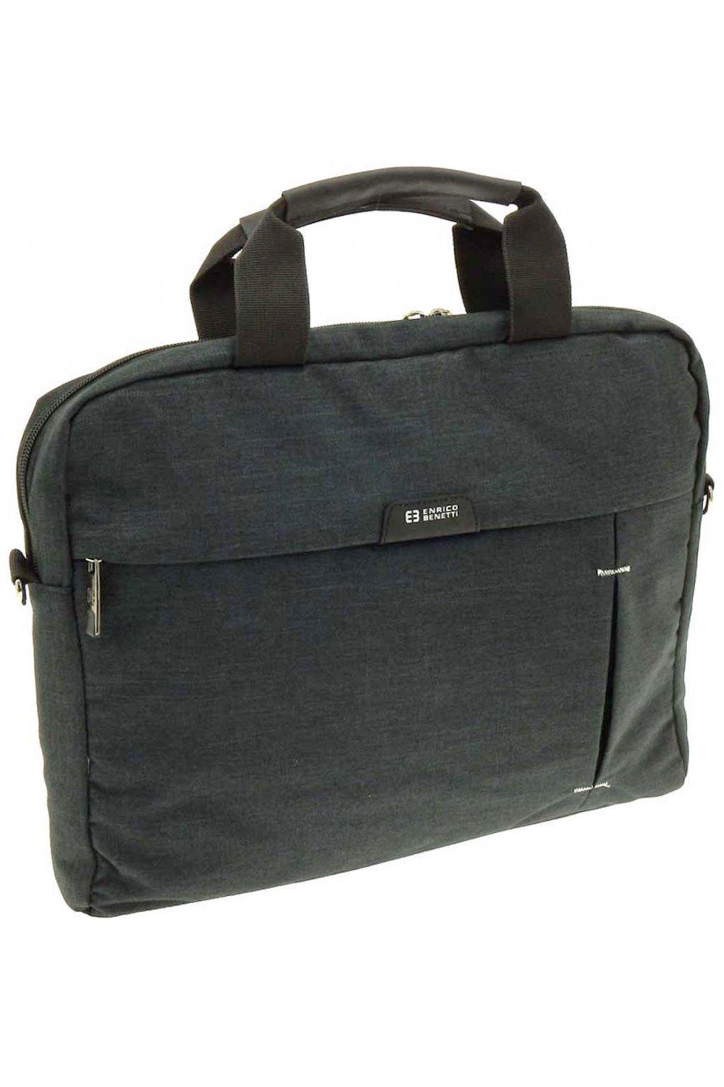 Panska taska textilni cerna PTT03 47171