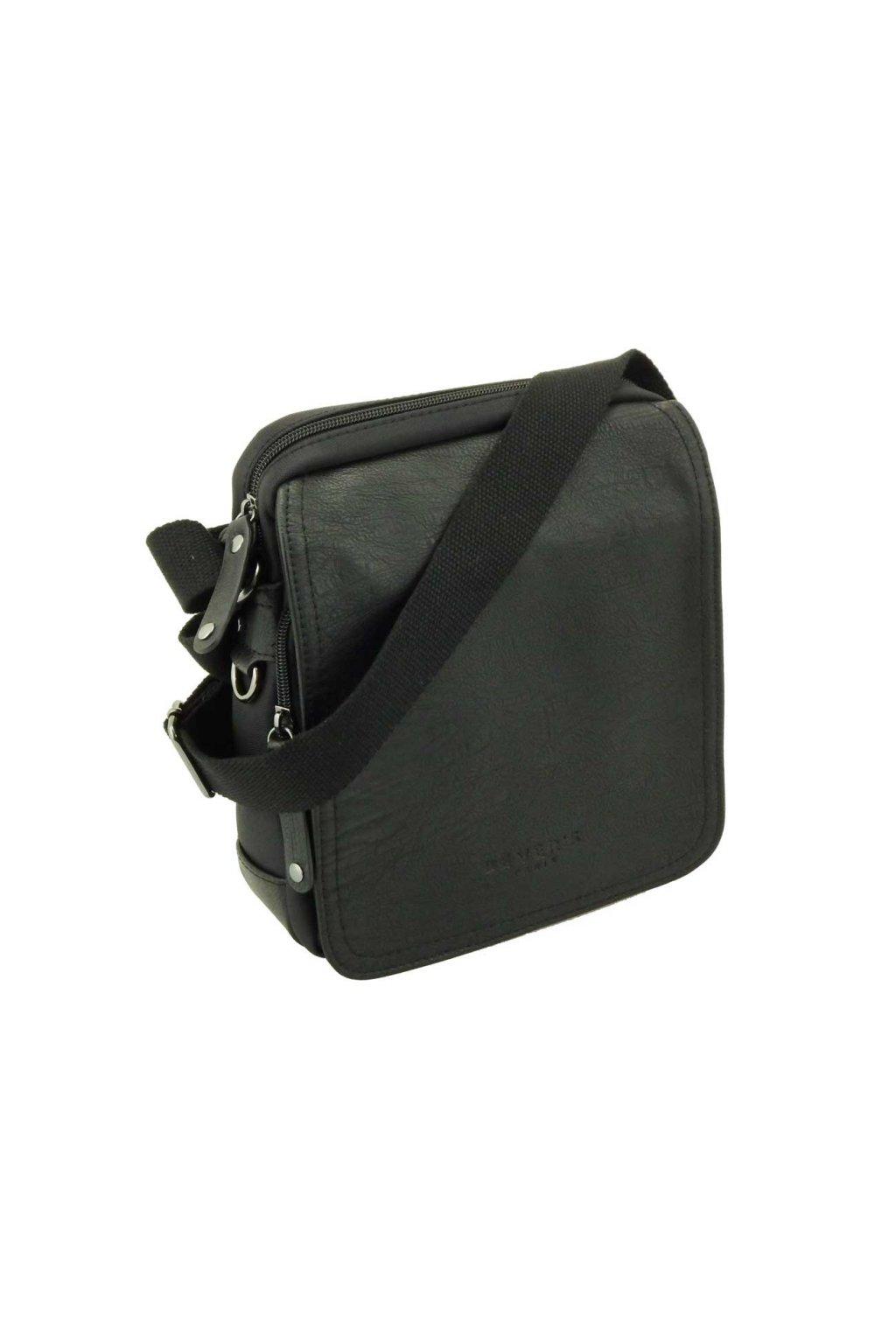 pánská taška přes rameno malá černá PK046 819 1